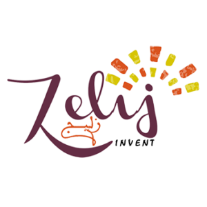 Zelij Invent Logo - mini